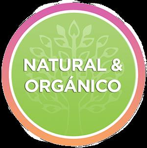 Natural y organico
